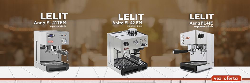 Espressoare Lelit - Pentru Pasionații de Cafea - Noiembrie 2019