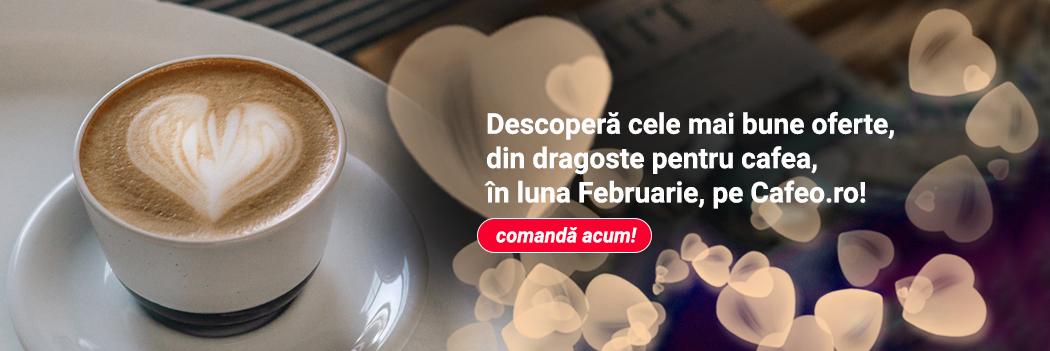 Cafeo - Februarie - Din Dragoste pentru Cafea - 2019