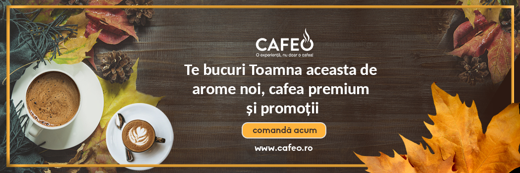 Cafeo - Noiembrie 2019