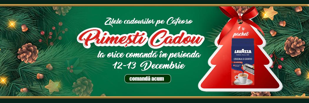 Zilele Cadourilor Cafeo.ro - 12-13 Decembrie 2019