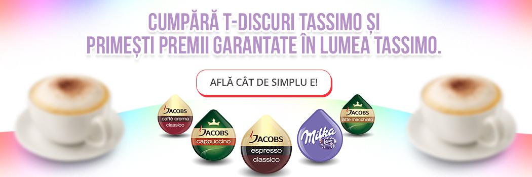 Capsule Tassimo