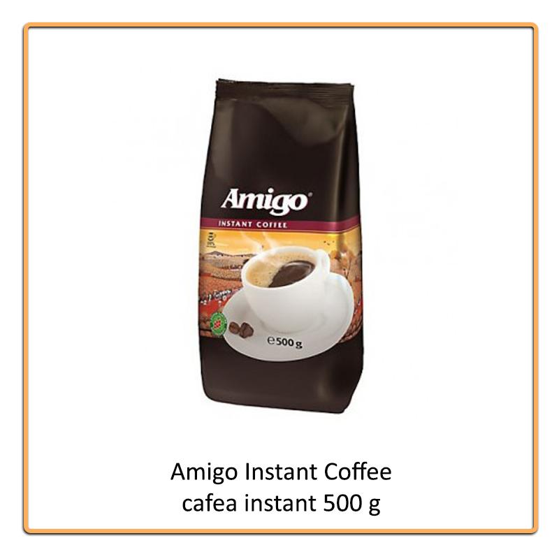 Amigo Instant coffee cafea instant 500 g