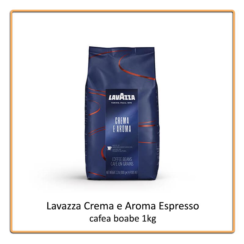 Lavazza Crema e Aroma Espresso cafea boabe 1 kg