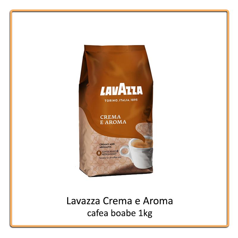 Lavazza Crema e Aroma cafea boabe 1 kg