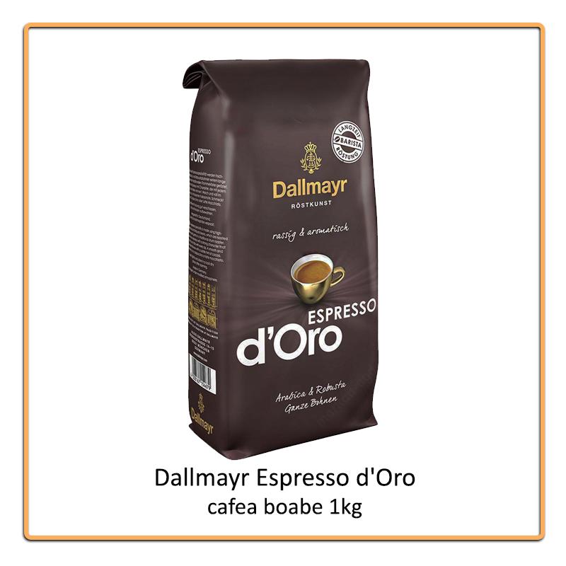 Dallmayr Espresso d'Oro cafea boabe 1 kg