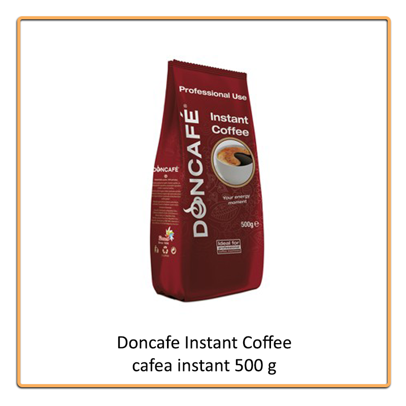 Doncafe Instant Coffee cafea instant 500 g