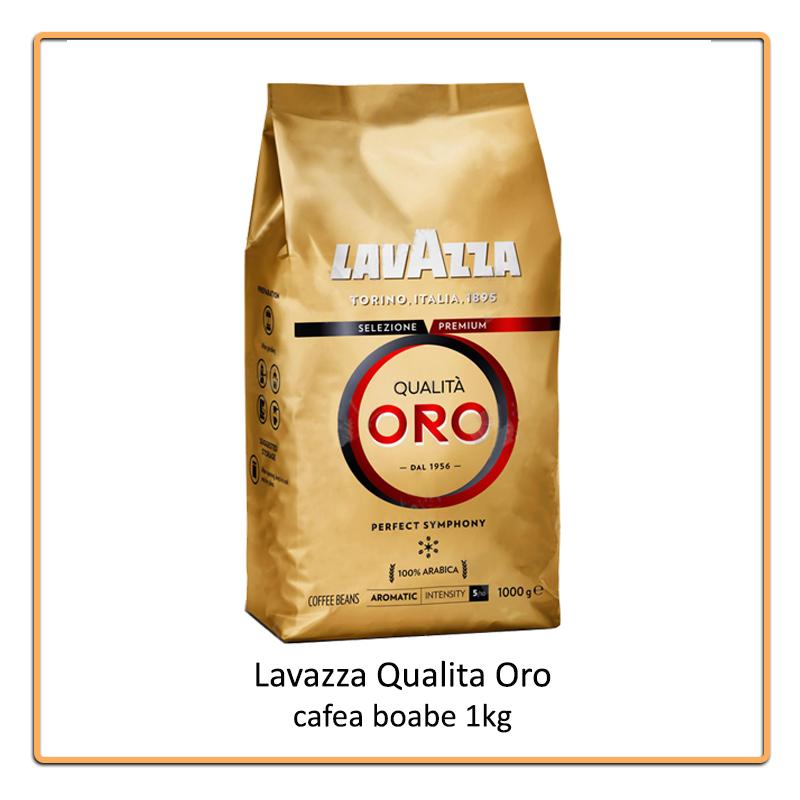 Lavazza Qualita Oro cafea boabe 1 kg