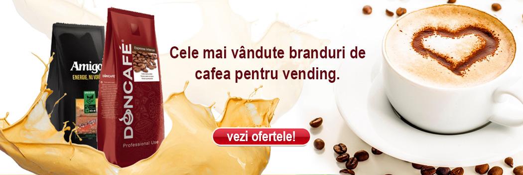 Doncafe+Amigo-cele mai vandute cafele vending