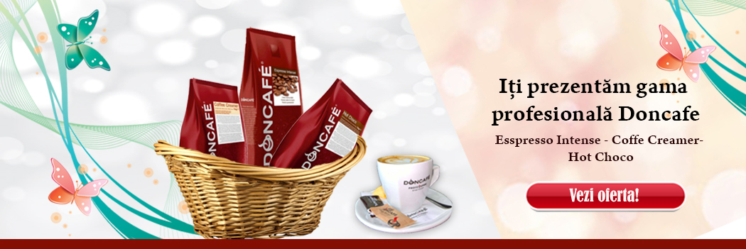 Doncafe -produse profesionale