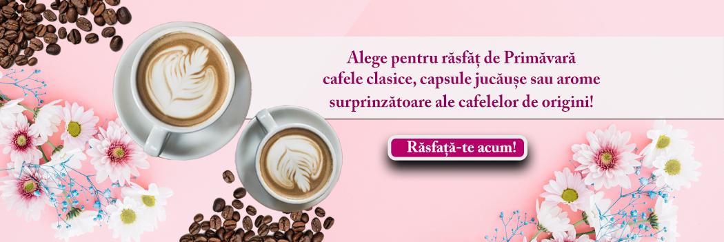 Primavara Cafeo -Martie 2018