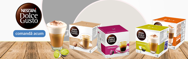 Brand Nescafe Dolce Gusto
