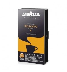 Capsule Lavazza Espresso Delicato 10 capsule compatibile Nespresso