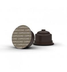 Capsule cafea Cappuccino-compatibile Dolce Gusto-48 capsule