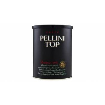Pellini Top cutie metalica 250gr cafea macinata
