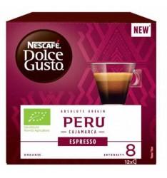 Capsule Nescafe Dolce Gusto Espresso origini Peru