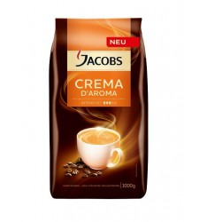 Jacobs Crema D'Aroma boabe