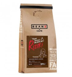Cafea boabe BeanZ, Riziki - 330g