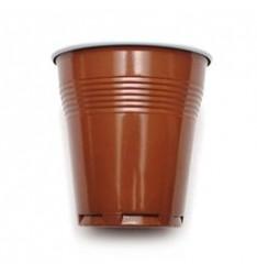 Pahare plastic 160 ml- 100 buc.