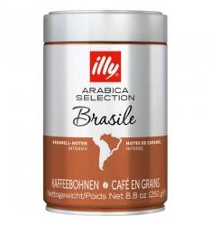 Illy Arabica Selection Brazilia cafea boabe 250g