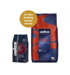 Lavazza Super Gusto UTZ cafea boabe 1 Kg