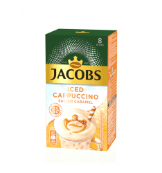 Jacobs Instant Cappuccino Iced Caramel