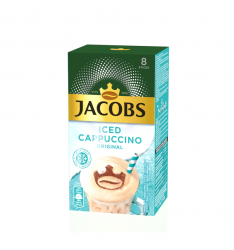 Jacobs Instant Cappuccino Iced Original