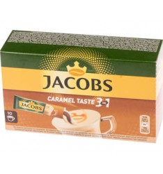 Jacobs 3 in 1 Caramel -10 plicuri