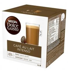 Capsule Nescafe Dolce Gusto Cafe Au Lait Intenso