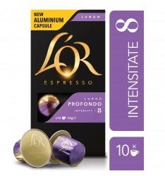 Capsule L'or EspressoProfondo-10 capsule compatibile Nespresso