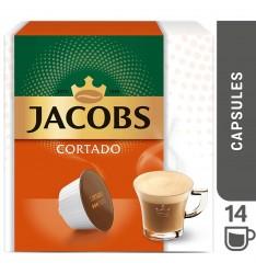 Capsule Jacobs  Cortado compatibile Dolce Gusto