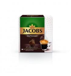 Capsule cafea, Jacobs Espresso, compatibile Nescafe Dolce Gusto®*, 14 bauturi x 50 ml, 14 capsule,