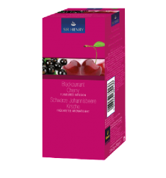 Sir Henry Ceai Blackcurrant Cherry-25 plicuri