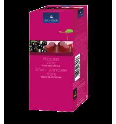Sir Henry Ceai Blackcurrant Cherry 25 plicuri