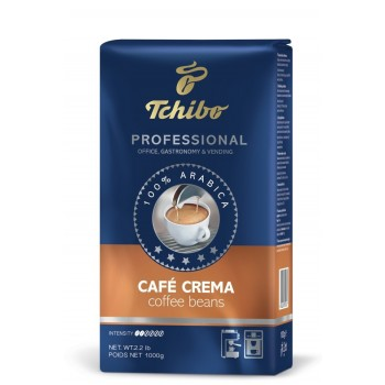 Tchibo Professional Café Crema Boabe 1kg