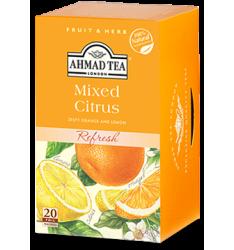 Ahmad ceai mixt citrice 20 plicuri