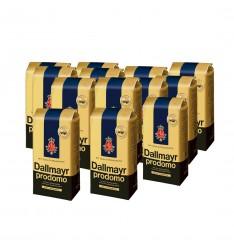 Pachet 12 x Dallmayr Prodomo cafea boabe 500g