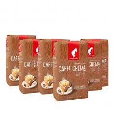 Pachet 6 x Julius Meinl Wiener Caffe Crema boabe 1kg