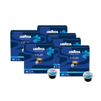 Pachet 6 x Cutii Capsule Lavazza Blue Espresso Decaffeinato