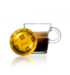 Capsule plate Nespresso Origin Brazil  - 50 buc.