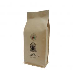 Brazil-cafea boabe proaspat prajita 1kg