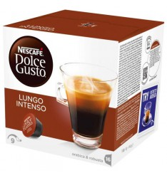 Nescafe Dolce Gusto Caffe Lungo Intenso