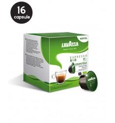 Capsule Lavazza Espreso Bio, capsule compatibile Dolce Gusto-16 capsule