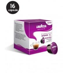 Capsule Lavazza Espresso Intenso, capsule compatibile Dolce Gusto-16 capsule