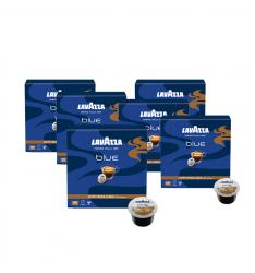 Pachet 6 x Cutii Capsule Lavazza Blue Caffe Crema Lungo