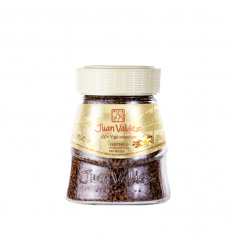 Juan Valdez Cafea Solubila Vanilie si scortisoara 95 g