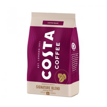 Costa Signature Blend Medium Roast Cafea Boabe 500g