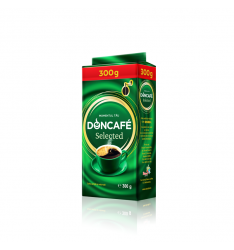 Doncafe Selected NEW cafea macinata 300g