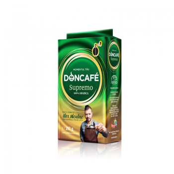 Doncafe Supremo cafea macinata 250g