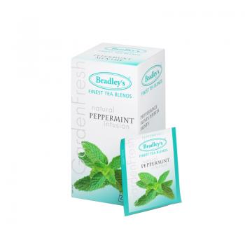 Ceai GardenFresh Peppermint Tea 25 plicuri