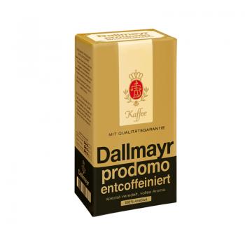 Dallmayr Prodomo Decofeinizata cafea macinata 500g